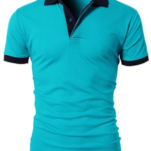 basic short sleeve polo shirt manufacturer