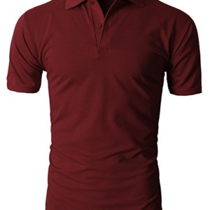 basic short sleeve polo shirt supplier