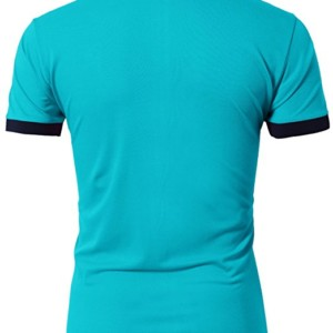 basic short sleeve polo shirt wholesale