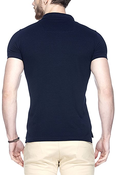 wholesale basic short sleeve polo shirt