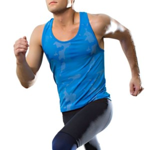 wholesale mens Running Tank Top