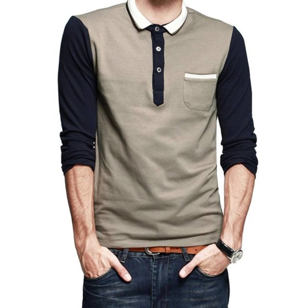 POLO SHIRT RAGLAN LONG SLEEVE wholesale