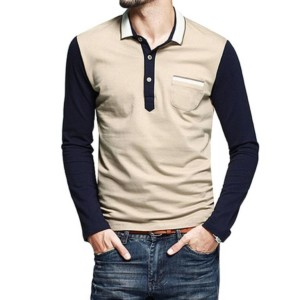 wholesale POLO SHIRT RAGLAN LONG SLEEVE