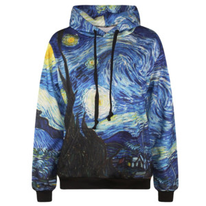 Wholesale Galaxy Printed Hoodies (8)