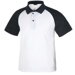 wholesale raglan sort seeve polo shirt