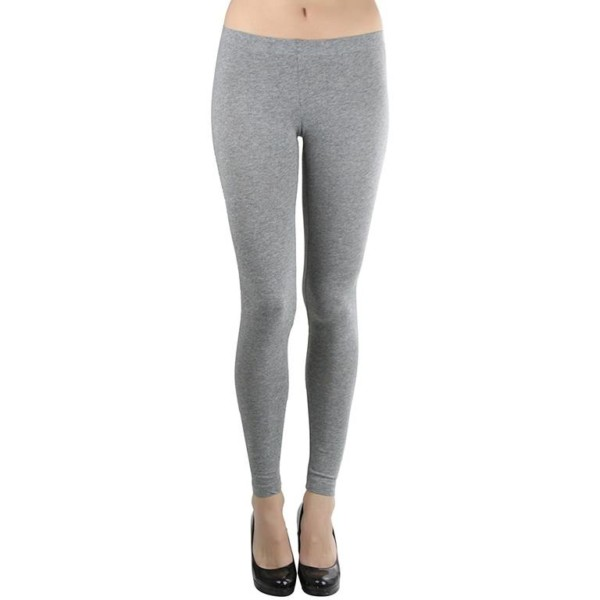 wholesale Cotton Grey Leggings