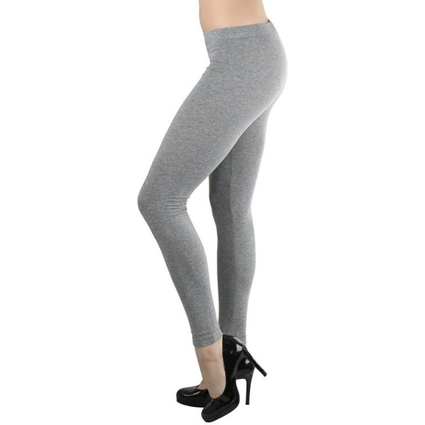 manufacturers Cotton Grey Leggings
