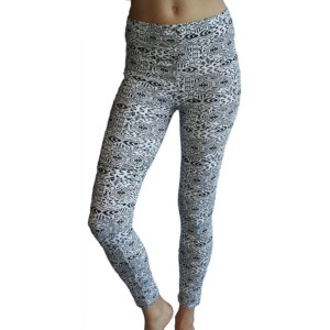 suppliers Cotton Printed Leggings