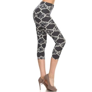 Cropped Leggings For Women private label