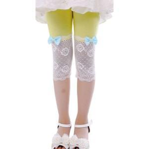 Kid Lace Leggings private label