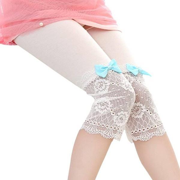 Kid Lace Leggings white label