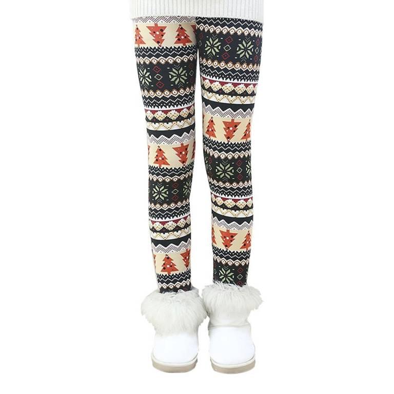 Kids Thermal Leggings white label