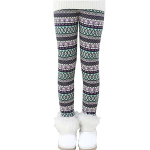 Kids Thermal Leggings pritvate label