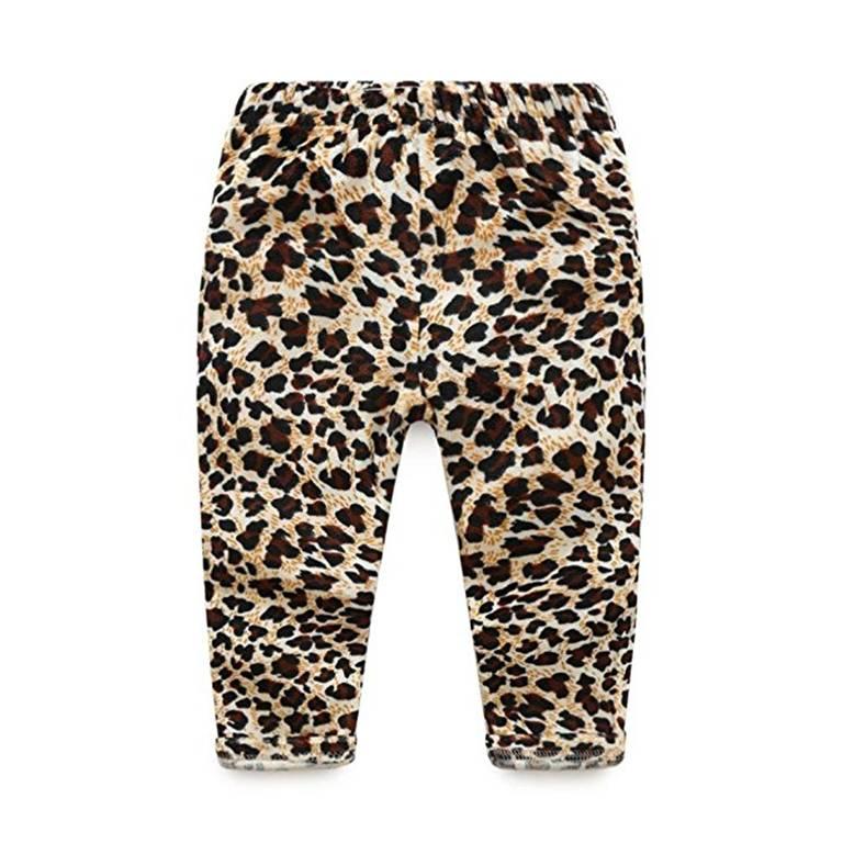Leopard Baby Leggings distributors