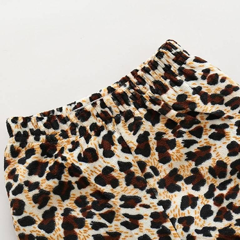Leopard Baby Leggings suppliers