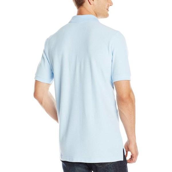 Light Blue Uniform Poli Shirts distributors