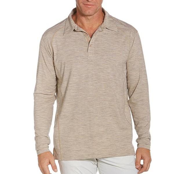 Wholesale long sleeve wool polo shirts manufacturer in vietnam for Long sleeve wool polo shirts