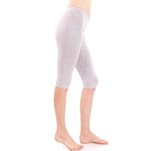 Lycra Capri Leggings white label