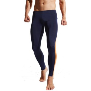 manufacturers Mens Compression Running Tights Pants
