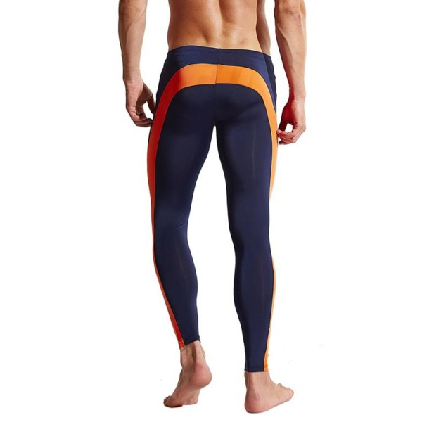 Going Fast! men compression pants tights solid color quick drying running skinny leggings white~ ~ for $ from OCDAY.