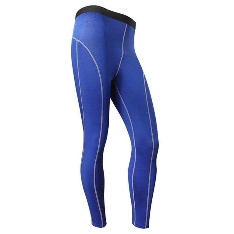 Many athletes swear by expensive compression shorts, socks, tights, and other garments. These tight-fitting items are thought to hold muscles firmly in place and improve blood flow to the muscles.