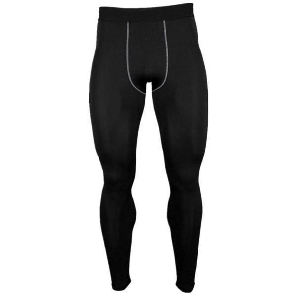 distributors Mens Compression Running Tights Pants