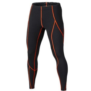 Mens Compression Running Tights Pants private label