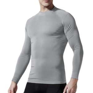 Mens long sleeve compression shirts suppliers