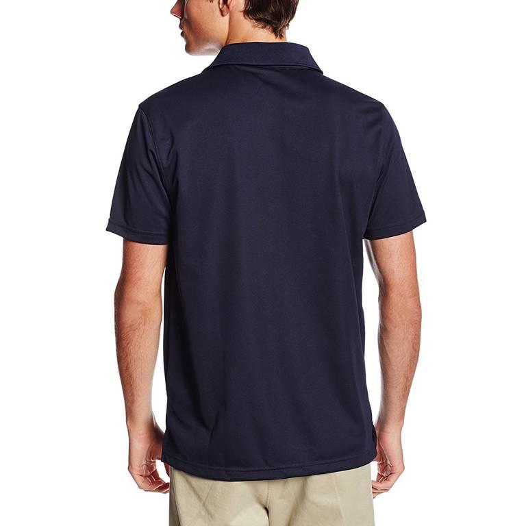 Navy blue uniform shirts — 1