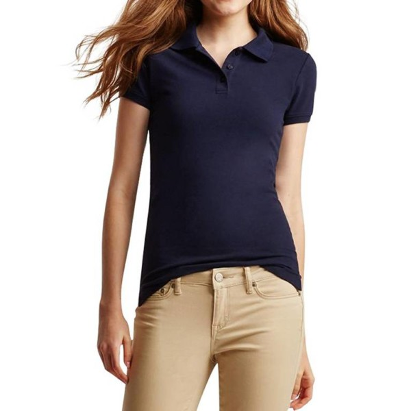 Navy Blue Polo Uniform Shirts suppliers
