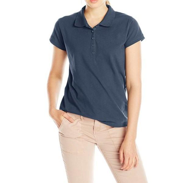 Navy Blue School Uniform Shirts wholesale