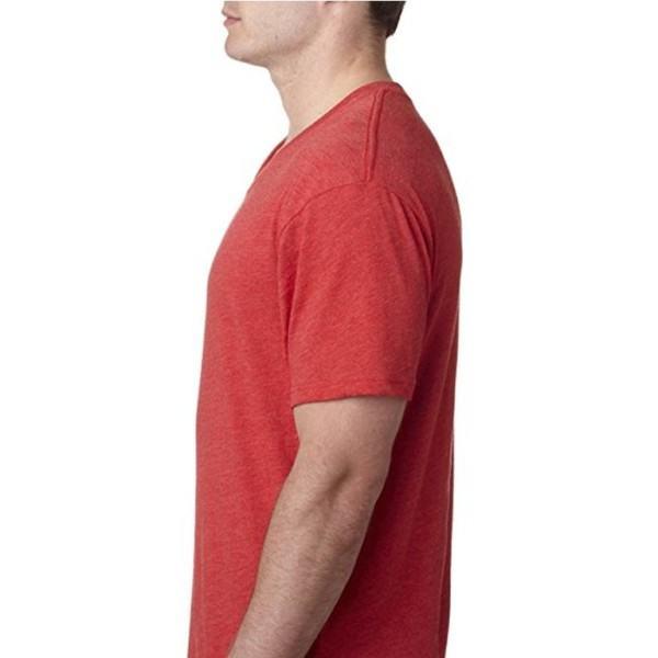manufacturers Polyester Cotton Blend T-Shirt