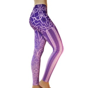 manufacturers printed yoga leggings