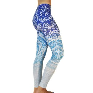printed yoga leggings private label