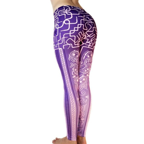 suppliers printed yoga leggings