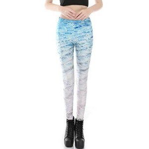 Sea Printed Leggings distributors