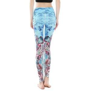 wholesale Sea Printed Leggings