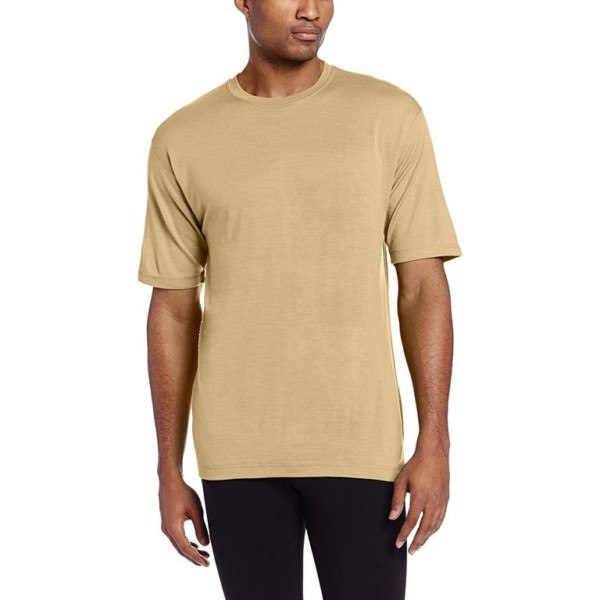 Short Sleeve Merino Wool Polo Shirts Private Label