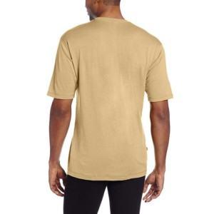 Short Sleeve Merino Wool Polo Shirts White Label