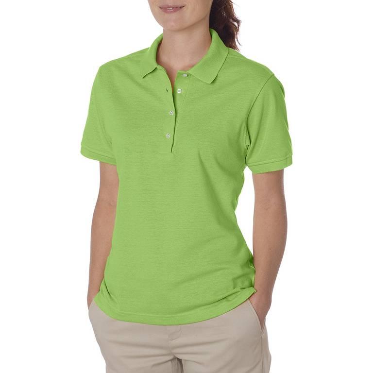 Short Sleeve Polo Girls Uniform manufacturers