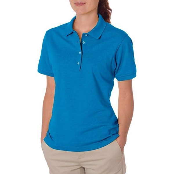 Short Sleeve Polo Girls Uniform suppliers