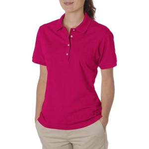 Short Sleeve Polo Girls Uniform wholesale