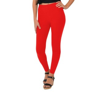 Red Cotton Leggings manufacturers