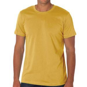 Wholesale Custom Plain Cotton T-Shirt (6)