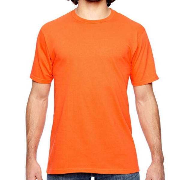 Wholesale Custom Plain Cotton T-Shirt (7)