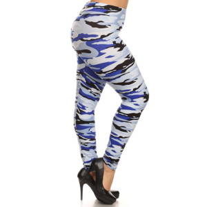 Wholesale Plus Size High Waist Leggings (6)