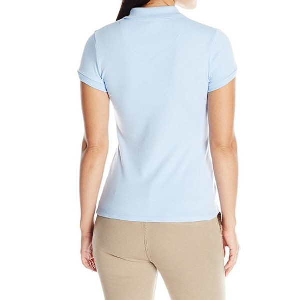 Women's Uniform Polo Shirts private label