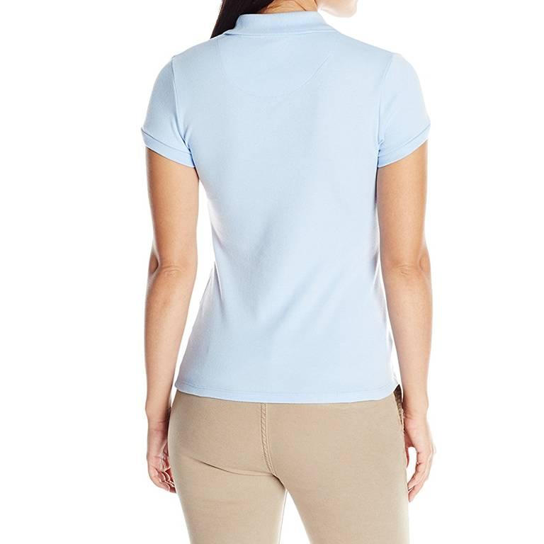 Women's Uniform Polo Shirts private label