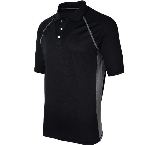 Work Uniform Breathable Polo Shirts wholesale