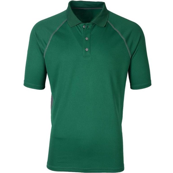 Work Uniform Breathable Polo Shirts private label